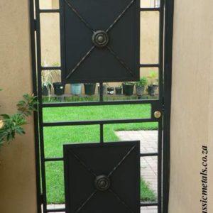 Pedestian Gates